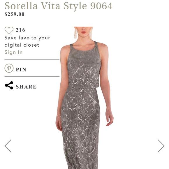 47970bb0bd1 Sorella Vita bridesmaid dress